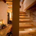 habitacion lekil escaleras