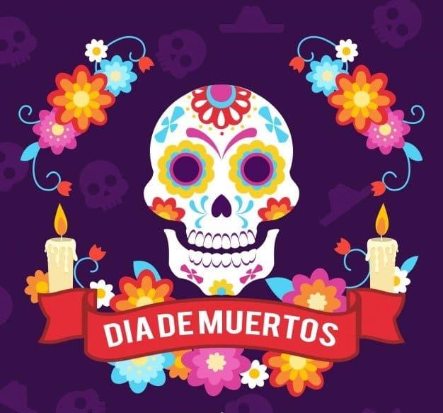 DIA DE MUERTOS: UNA TRADICION MUY MEXICANA