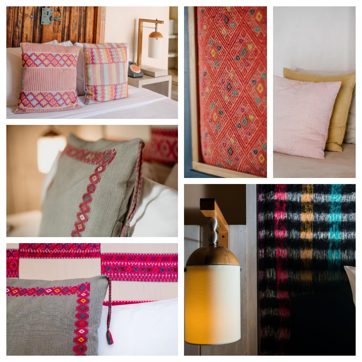 textiles hotel casa lum
