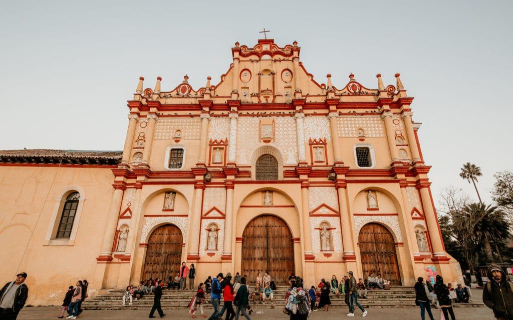 4 pueblos mágicos - Catedral de San Cristóbal de Las Casas