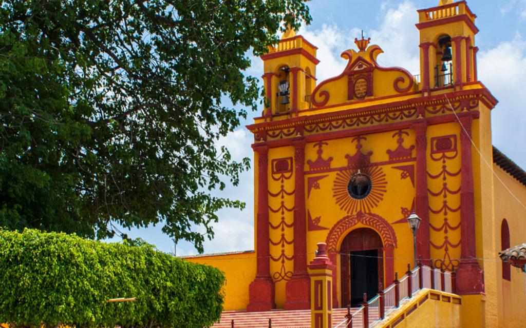 Templo de San Caralimpo