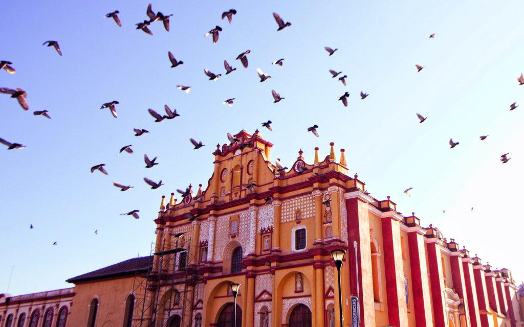 San Cristóbal de Las Casas - Catedral