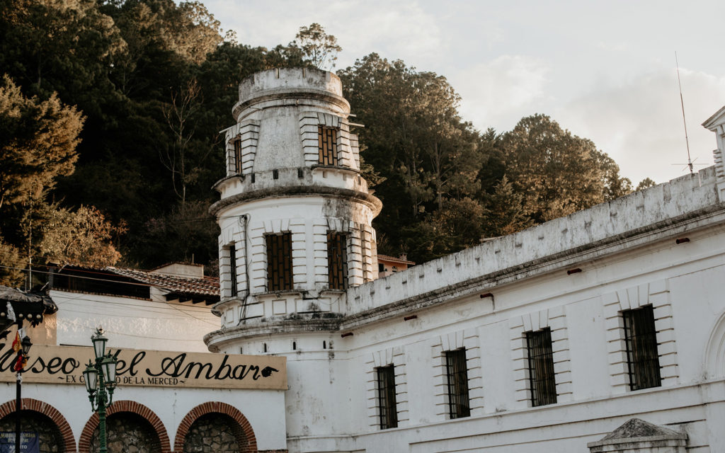 San Cristóbal de Las Casas - Torreon de la merced