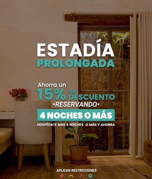 promociones de hoteles en san cristobal de las casas estadia prolongada