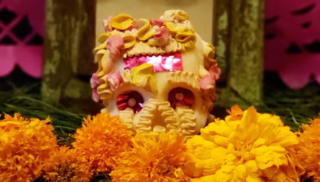 día de muertos - flor-calavera-altar-casa-lum
